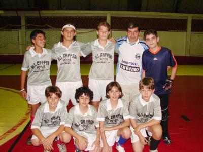 Futsal do Comercial tem tarde com sete decisões