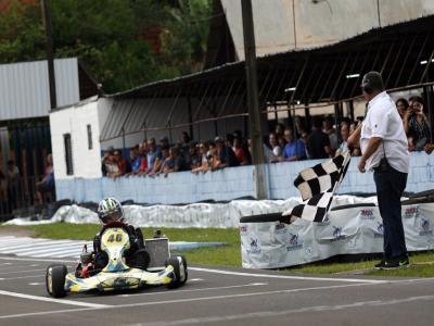 Título da Júnior Menor no Paraná é de Luiz Fernando Berbel