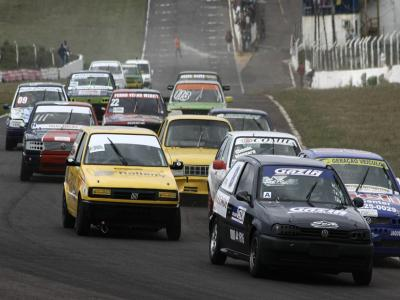 Automobilismo paranaense encerrará 2 campeonatos domingo