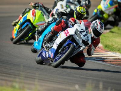 Bonato defende a liderança da Evo na Copa Paraná/Sul de Motovelocidade