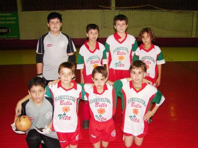Futsal do Comercial tem sete jogos nas categorias Menores