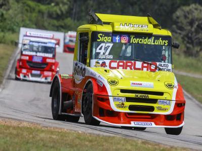 Duda Bana corre etapa da Copa Truck em Tarumã