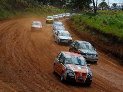 São Bento do Sul sedia 2ª etapa do Catarinense de  Automobilismo