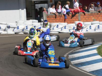 Paranaense de Kart será em novembro