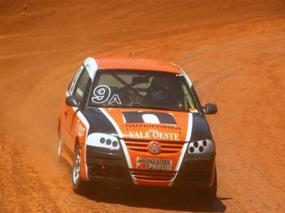 Catarinense de Automobilismo inicia com muita velocidade