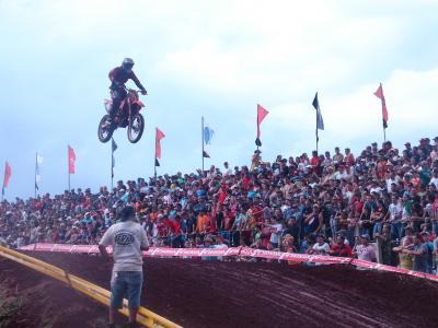 Menegazzo inicia a luta pelo tri da Copa Tork de Motocross