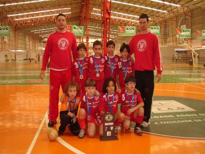 Comercial está na final da Taça Paraná de Futsal