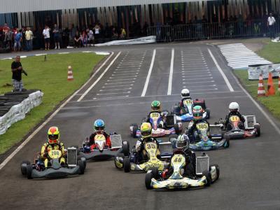 Paranaense Light de Kart terá início sábado em Londrina