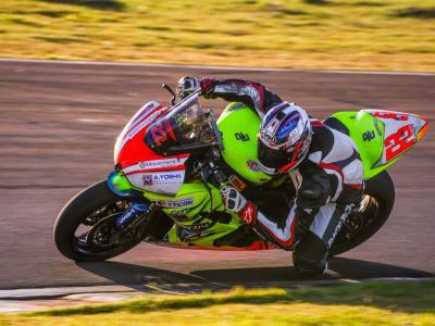 Duelo Bittencourt x Zanardi agitará o motociclismo do Paraná
