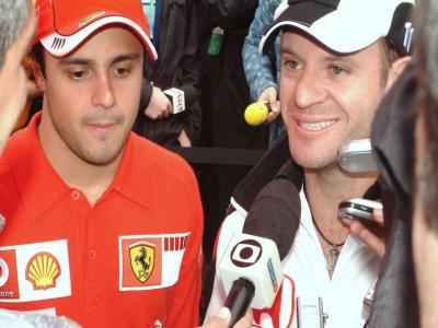 Massa é o mais rápido no último treino livre