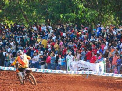 Foz do Iguaçu abrirá o Brasileiro de Motocross