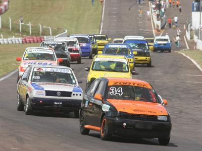 Paranaense de Automobilismo será em seis etapas
