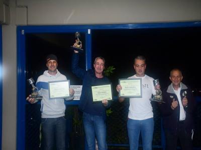 Federação Paranaense premia os campeões da Velocidade na Terra