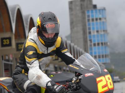 Zandavalli estreia em sua 2ª temporada no motociclismo