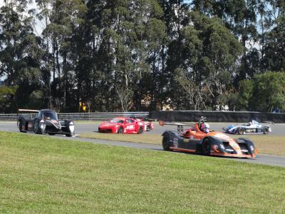 Jair e Duda Bana ficam em 12º nos 500 KM de Curitiba