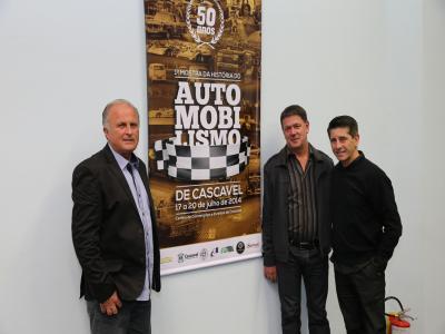Exposição mostra história do automobilismo de Cascavel