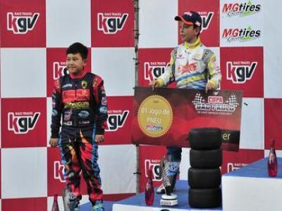 Vinícius Tessaro conquistou Torneio de Inverno