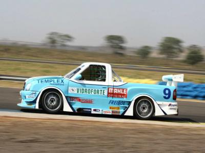 Heinen imita Massa e vence pela 1ª vez na Pick-up Racing