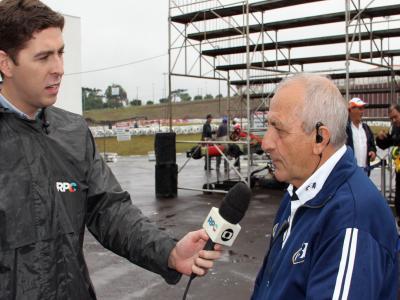 Gatti diz que Sperafico é o melhor para o automobilismo brasileiro