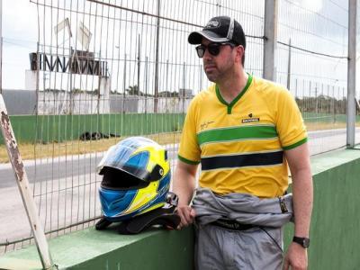 """Fernando Pessoa corre """"em casa"""" na etapa de Curitiba"""