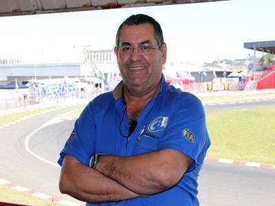 Bento Tino comemora 40 anos de automobilismo no Brasileiro de Kart