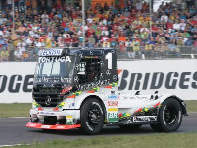 Cirino precisa de bom resultado na Fórmula Truck em Curitiba