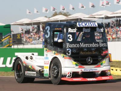 Piquet quer novo pódio na Fórmula Truck