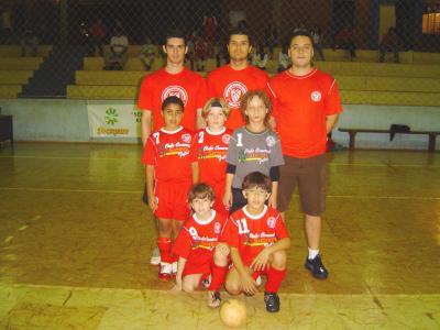 Comercial é campeão Regional de Futsal