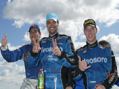 Ruben Fontes é o vencedor da  Stock Car