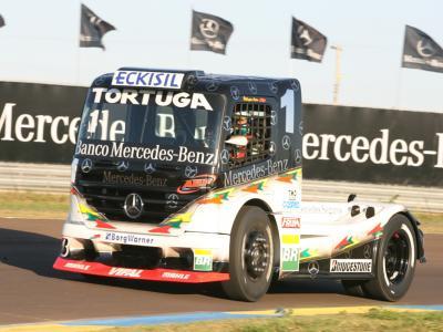 Cascavel abre a fase decisiva da Fórmula Truck