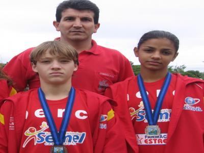 Comercial tem quatro nadadores convocados para Seleção do Paraná