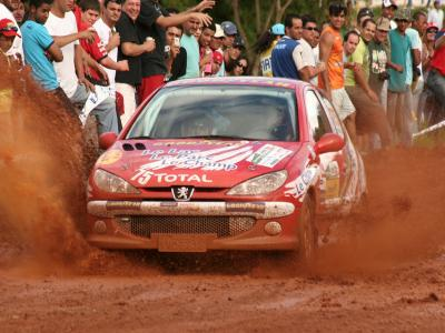 Paranaenses conquistam título da Copa Peugeot de Rali
