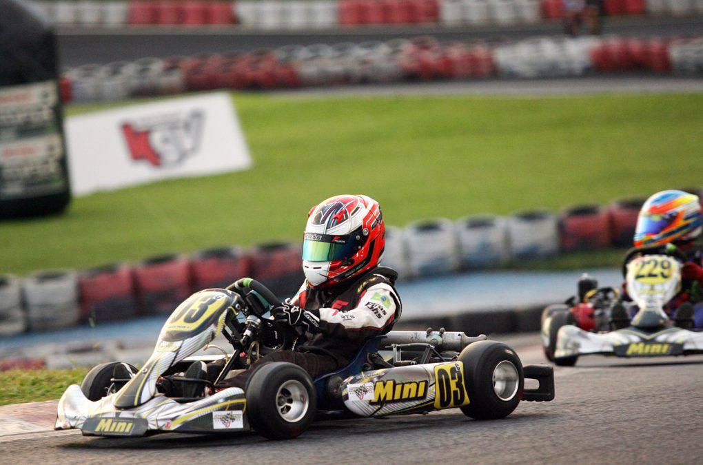 Firás Fahs escolhe a Mini para o Brasileiro de Kart