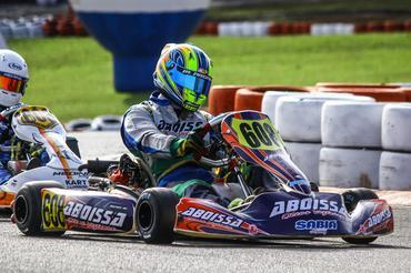 Tony Kart é a maior vencedora entre as fabricantes no Sul-Americano
