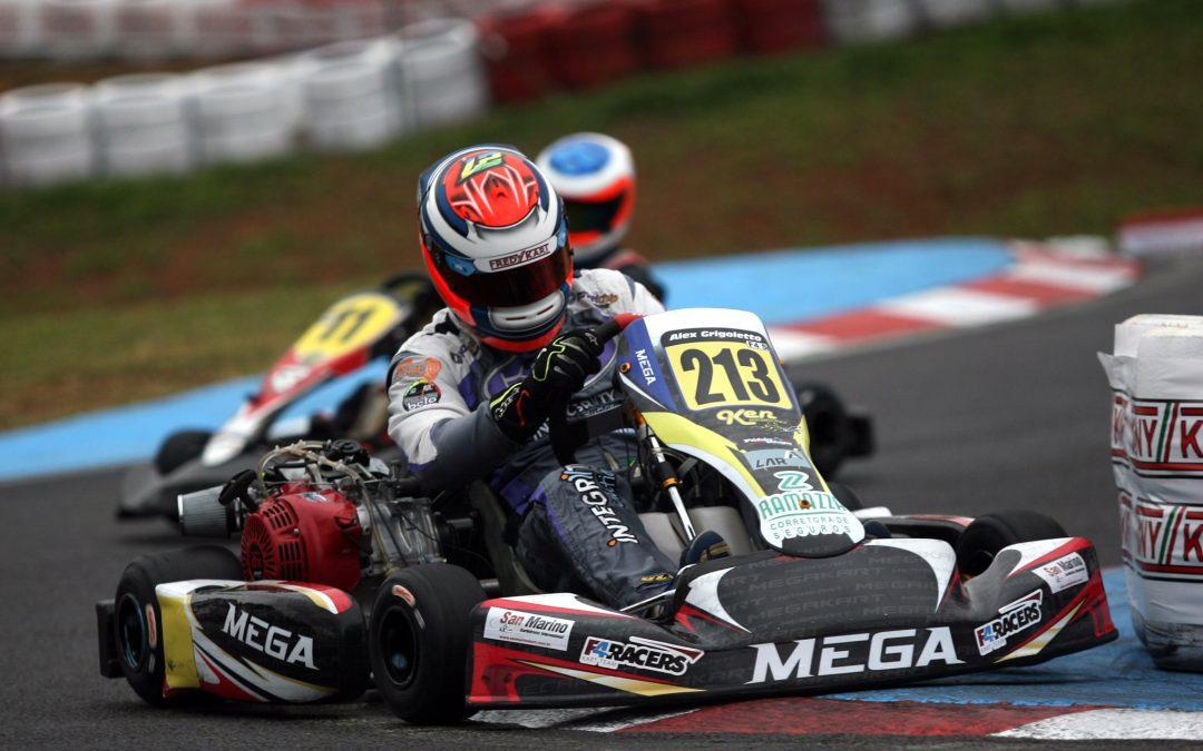 Dois paranaenses são campeões na 1ª fase do Brasileiro de Kart