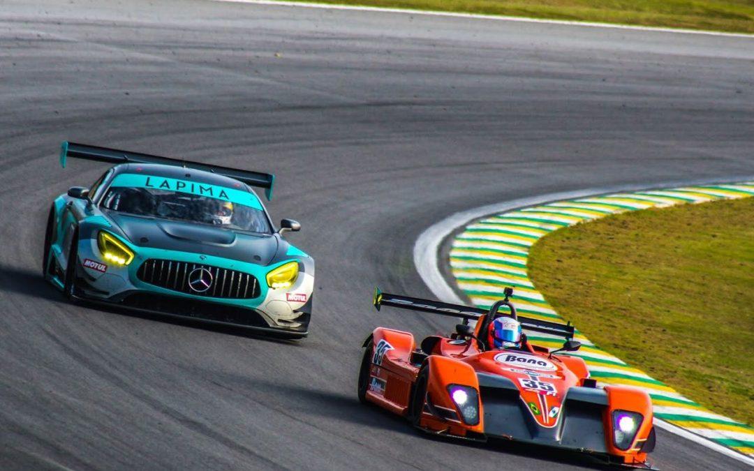 Jair e Duda Bana vão ao pódio mais uma vez no Endurance Brasil