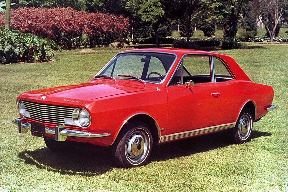 Ford Corcel, 50 anos do modelo que revolucionou os carros médios no Brasil