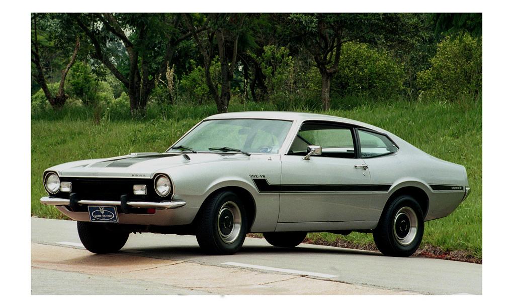 Lenda urbana: Ford Maverick completa 45 anos no Brasil