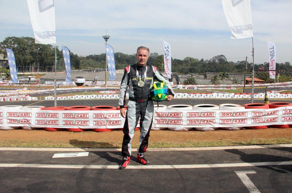 Pato Branco elabora programação de treinos para o Paranaense de Kart