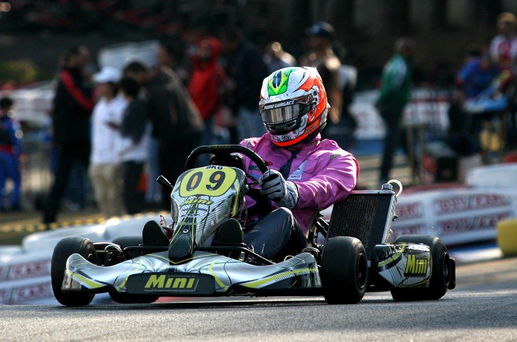 Brasileiro de Kart conhecerá  hoje os campeões da primeira fase