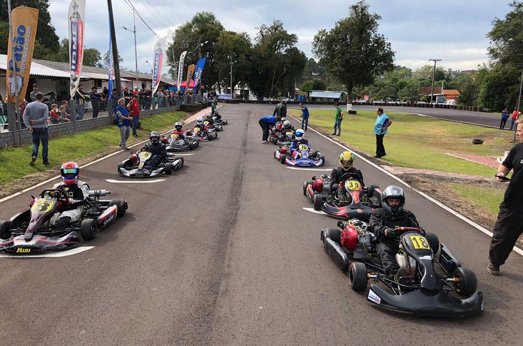 Pato-branquense de Kart terá a 3ª etapa sábado e domingo