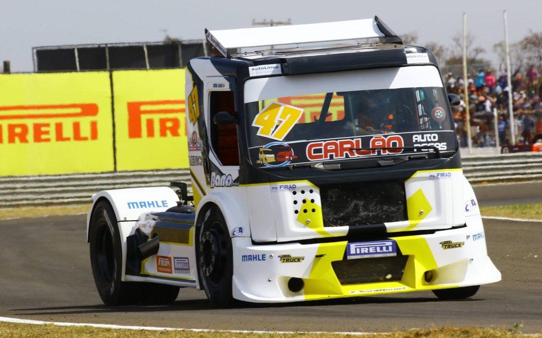 Duda Bana busca bons resultados na Copa Truck em Buenos Aires