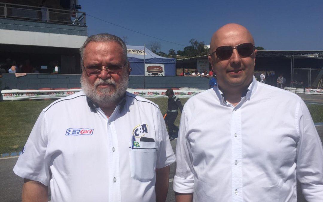 Cascavel irá sediar o Brasileiro de Kart de 2019, confirma CBA