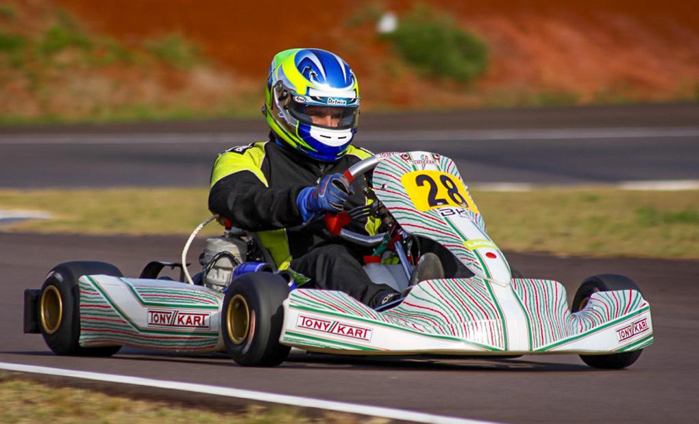 Kart de Cascavel terá decisão hoje no Kartódromo Delci Damian