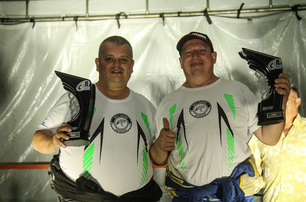 Suptitz e Ortolan são campeões da RC4 no Brasileiro de Rali de Velocidade