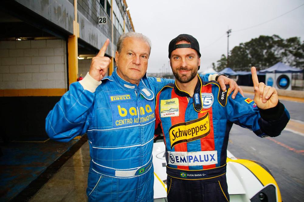 Jair e Duda Bana largam pelo 3º ano consecutivo na pole position das 500 Milhas Londrina