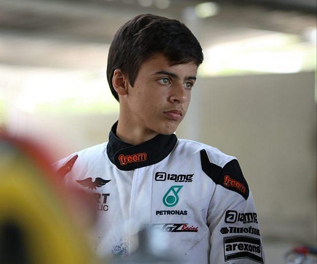 Roberto Faria disputará temporada 2019 da Fórmula 4 Inglesa
