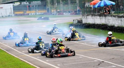 Final do Estadual de Kart do Rio de Janeiro será neste sábado em Guapimirim