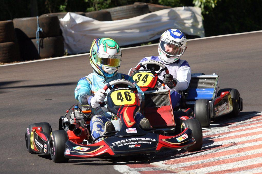 Pato Branco encerra domingo a temporada de kart no Paraná