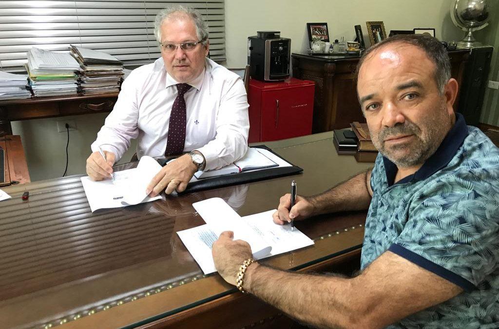 Cascavel de Ouro terá Massaro como promotor por cinco anos